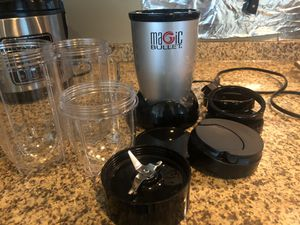 Magic Bullet Blender, 13 pieces for Sale in San Francisco, CA