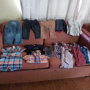 18 months 24 months boy clothes for Sale in San Bernardino, CA