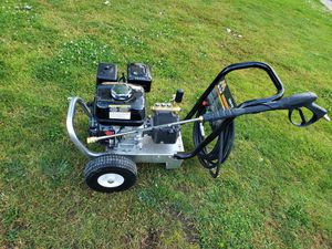 MI-T-M 3200psi workpro series Pressure Washer for Sale in Portland, OR