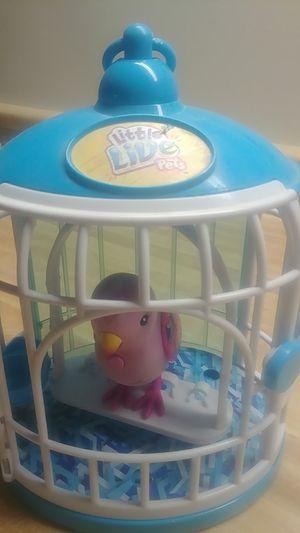 Bird cage...bird sings for Sale in West Valley City, UT