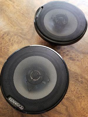 "New Kenwood Car Speakers 6.5"", 2-way. 350w, One Pair. .model: KFCG1620 for Sale in Richardson, TX"