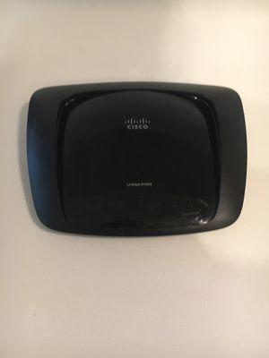 Cisco Linkys E1000 Wireless Router for Sale in Coronado, CA