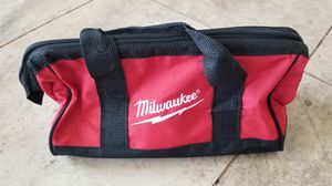 New Milwaukee Small M12 Compact 12 in. Tool Bag for Sale in Santa Ana, CA