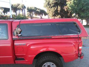 Toyota camper shell for Sale in San Bernardino, CA