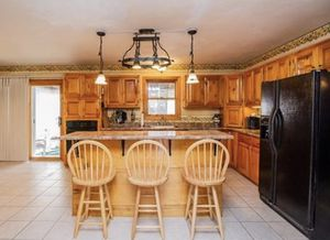 Kitchen cabinets, fridge, stove top, island, oven, microwave, sink, lighting, dishwasher, for Sale in Worcester, MA