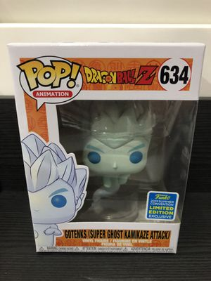 Funko Pop SDCC Exclusive Gotenks for Sale in Downey, CA