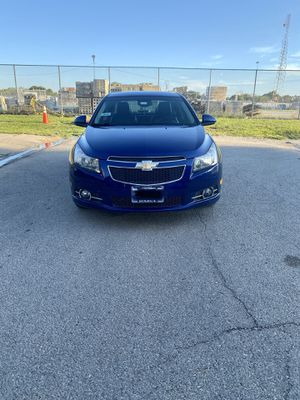 2012 CHEVY CRUZE LTZ RS for Sale in Joliet, IL