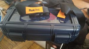 Rok Pak all in one - Rugged Drybox Solar Power Battery Power for Sale in Miami, FL