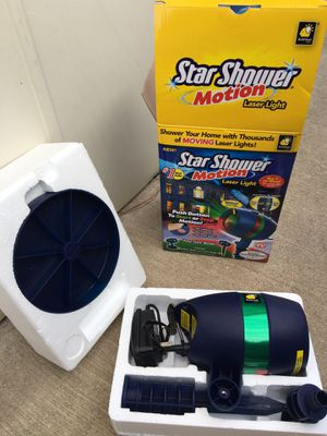 Star Showers Laser Light for Sale in Fountain, CO