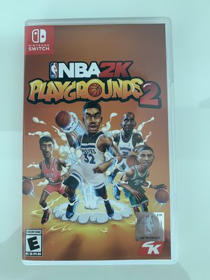 NBA 2K Playgrounds 2 Nintendo Switch for Sale in Miami, FL
