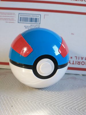 Pokemon Great Ball Deck holder for Sale in Long Beach, CA