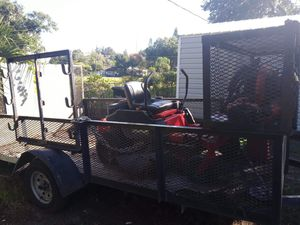 Landscaping equipment for sale for Sale in Wimauma, FL