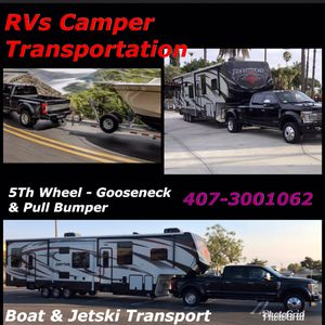 Rv camper T.r.a.n.s.p.o.r.t.a.t.i.o.n for Sale in Orlando, FL