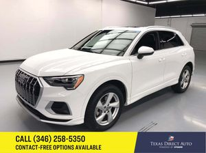 2019 Audi Q3 for Sale in Stafford, TX