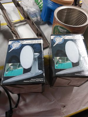 Antique reproduction mirrors for cars for Sale in Bristol, CT