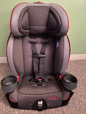 Evenflo® Chase LX Booster Car Seat for Sale in Schiller Park, IL