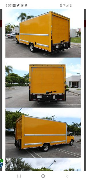 206 FORD E SERIES 350 16FT BOX for Sale in Hollywood, FL