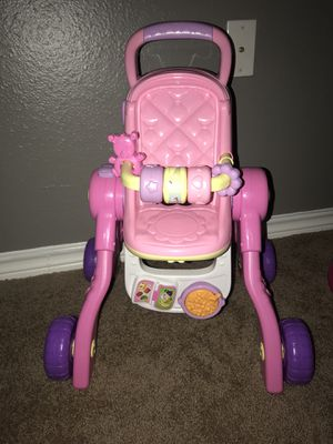 Baby Girl Walking toy for Sale in Addison, TX