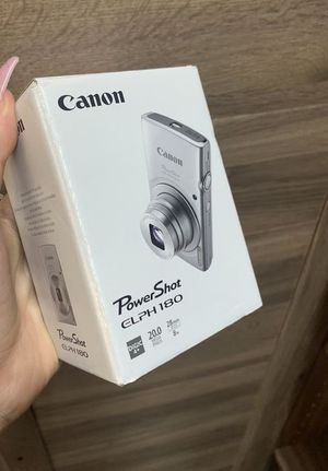 Canon Power Shot ELPH 180 LQJX2 for Sale in Mesquite, TX