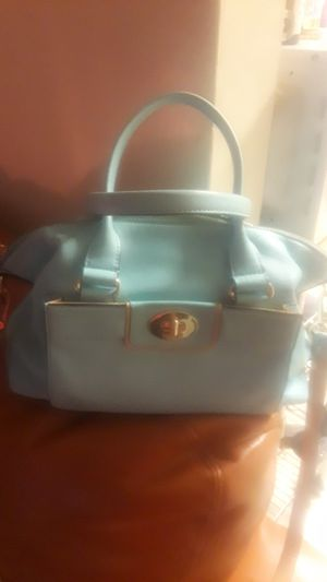 Kate spade tiffany blue handbag for Sale in Clifton Heights, PA