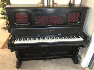 Ivers & Pond Piano for Sale in Livermore, CA