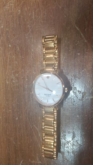 Kate spade Gold color watch for Sale in Brooklyn, NY