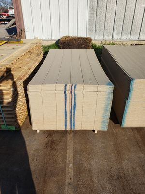 Exterior Siding 4x8 Sheets 3/8 Thickness each 22$ FIRM PRICE for Sale in Dallas, TX