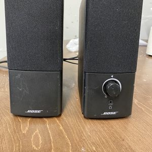 Bose Computer Speakers for Sale in Watertown, MA