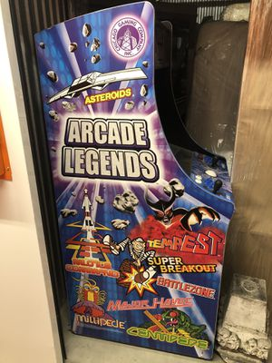 Chicago Gaming Company Arcade Legends for Sale in West Los Angeles, CA