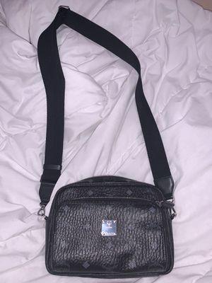 MCM Klassik Visetos Crossbody Bag (Black) for Sale in Brentwood, MD