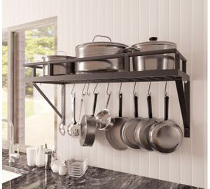 30-Inch Kitchen Pan Pot Rack for Sale in Norco, CA