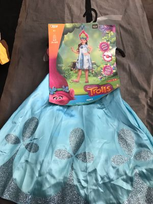 Trolls Poppy Costume for Sale in Garden Grove, CA