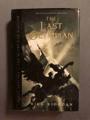 The Last Olympian: The Percy Jackson Series for Sale in Avon Park, FL