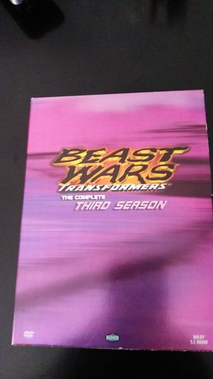 Transformers Beast Wars Season 3 for Sale in The Bronx, NY