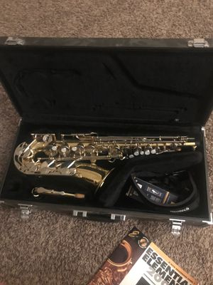 Alto Saxophone (Yamaha YAS-26) for Sale in Tolleson, AZ