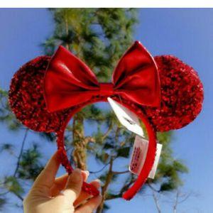 Red Disney Ears for Sale in Pomona, CA