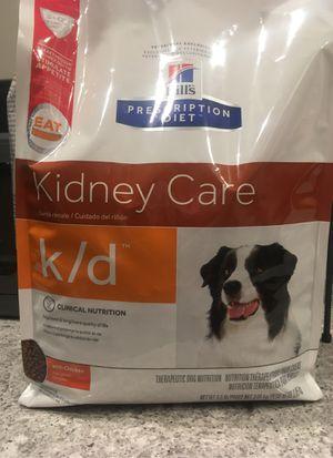 Special prescription dog food kidney care for Sale in Pleasant Hill, CA