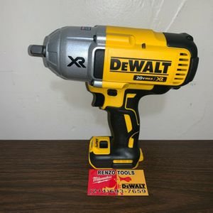 "BRAND NEW 1/2""HIGH TORQUE IMPACT WRENCH (TOOL ONLY) NO BATTERY - NO CHARGER for Sale in Dallas, TX"