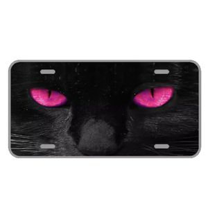 Pink Eyes Cat License Plate for Sale in Wilkes-Barre, PA