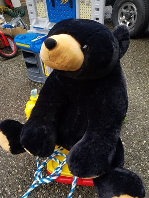Brand new big teddy bear great gift present for Sale in Everett, WA