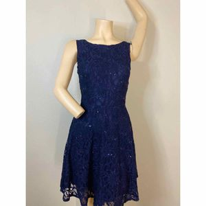 Formal Navy Blue Dress for Sale in Puyallup, WA