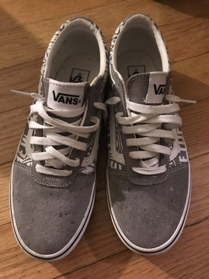 Vans (Grey) for Sale in Pascagoula, MS