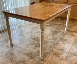 Kitchen table. Seats up to 6 people comfortably. for Sale in Upland, CA