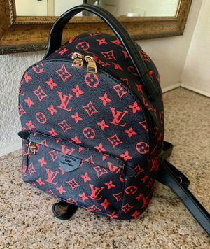 Scarlett and black bookbag for Sale in Sacramento, CA