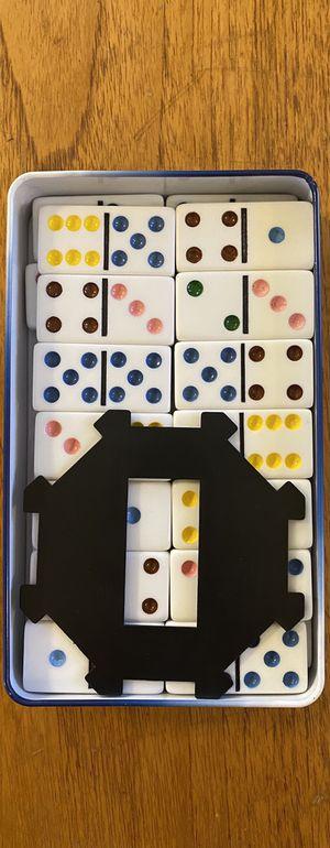 Double-Six Dominoes (excellent condition, complete) for Sale in Phoenix, AZ