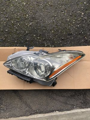 Infiniti G37/Q60 coupe driver side headlight for Sale in Portland, OR