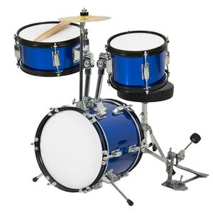 3-Piece Kids Beginner Drum Musical Instrument Set for Sale in Bergenfield, NJ