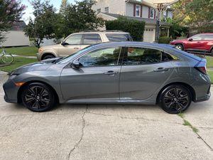 2019 Honda Civic hatchback EX for Sale in Virginia Beach, VA