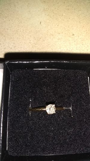 Kay's diamond ring nice for Sale in Brooksville, FL