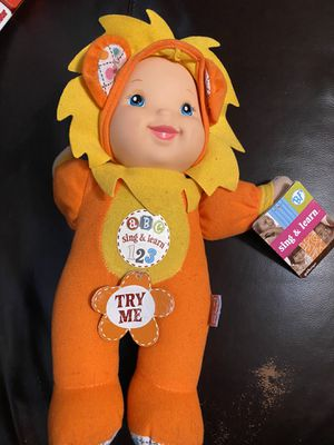 ABC 123 doll delivery for Sale in Los Angeles, CA